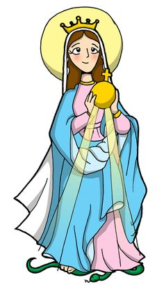 María es Reina de las Misiones, porque ella fue la primera misionera al llevar a Jesús en su seno y darlo a conocer al mundo. Estuvo...