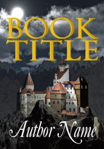 Moonlight Castle - $50.00 USD on BOokgraphics pre-mades