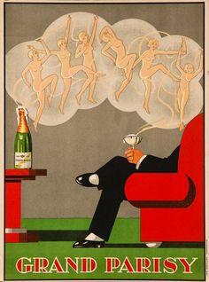 Grand Parisy champagne