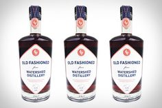 Watershed Distillery Old Fashioned | Uncrate