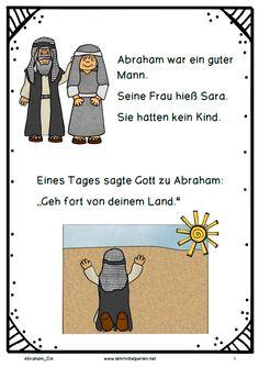 Biblische Geschichten: Abraham