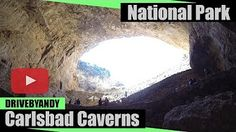 Carlsbad Caverns National Park in New Mexico
