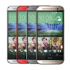 70% OFF - HTC One M8 32GB Factory Unlocked Phone Gray - Silver - Gold - Red