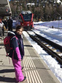 Un viaggio indimenticabile sul Bernina Express