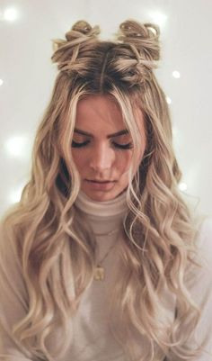 35 Cute Hairstyle For Teen Girls You Can Copy Cute hairstyles,Long  hairstyles,beautiful hairstyles