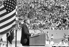 Президентство Джона Кеннеди в фотографиях