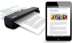 Doxie One portable scanner rolls in for $149, plays well alone and syncs with Mac, PC and iOS -- Engadget