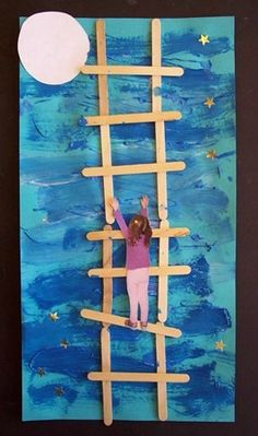 """Source : Eric Carle """"Papa Please get the moon for me""""."""