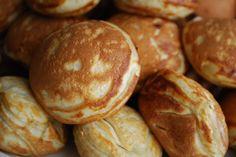 Always Order Dessert: Cream Cheese Pancake Balls (Aebleskiver) -- Food Blog and Recipes