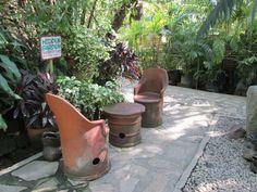 Great place to boast your Love again & Again ( Hidden Garden in Vigan City ) #hiddengardenvigancity #loversplacetobe