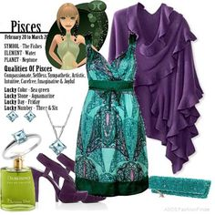 Beautiful Pisces Fashion Pisces Fashion Pinterest Beautiful Pisces And Horoscopes