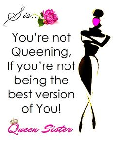 My Sisters Keeper, Empowerment Quotes, Queen Quotes, Just Me, Self Esteem, Be Yourself Quotes, Woman Quotes, Girl Power, Best Quotes