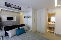 Apartamento de 1 quarto à Venda, Aguas Claras - DF - RUA DAS PITANGUEIRAS - R$ 255.507,00 - 37,56m² - Cod: 1317564