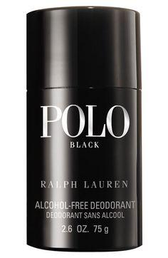 Ralph Lauren 'Polo Black' Deodorant Stick | Nordstrom