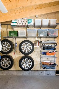 Vi fixade drömgaraget | Garage & förråd | Gör det själv | viivilla.se