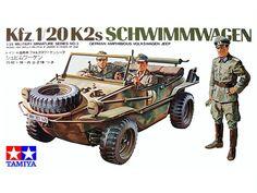 TAMIYA Kfz 120 Schwimmwagen (1/35)