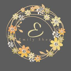 https://www.etsy.com/listing/234910271/custom-logo-design-flower-vintage-wreath?ref=shop_home_active_7
