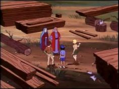 The Greatest Adventure - Stories From The Bible - Noah's Ark better