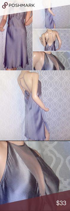 Victoria's Secret 100%Silk Slip New with tag M Victoria's Secret 100%Silk Slip New with tag M Midi Length adjustable straps Victoria's Secret Intimates & Sleepwear Chemises & Slips