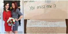 Mother Finds Heartbreaking Letters Written to Her By Her Teen Daughter Weeks After She Died