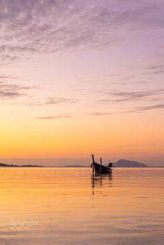 Sunrise in Rawai, Phuket, Thailand