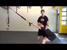 TRX® Training: TRX For Golf - YouTube