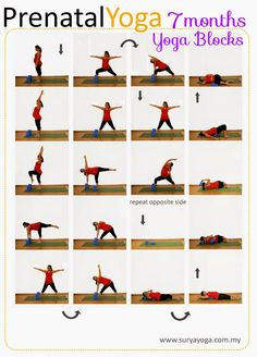 68 best maternity yoga images  pregnancy workout health