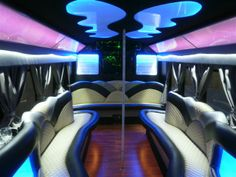 7 Best Party Buses With Stripper Poles Images In 2014