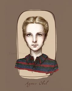 Agnes Obel   by Nynille