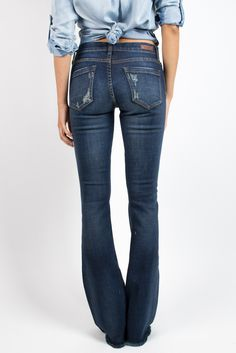 D.A.R.E. Flare Jeans