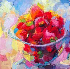 Life, my sister (after Boris Pasternak): strawberries (2) (2013-06-17)