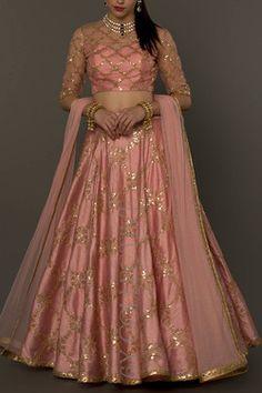 6Y Collective Designer Bridal Lehenga, Indian Bridal Lehenga, Indian Bridal Fashion, Indian Wedding Outfits, Indian Outfits, Kids Blouse Designs, Choli Designs, Lehenga Designs, Pakistani Formal Dresses