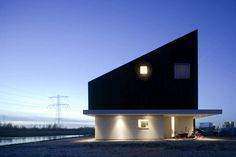 New Villa In Rieteiland Oost / Knevel Architecten