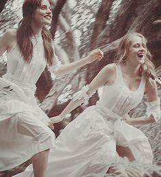 Lysandra and Celaena