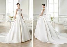 Vestido de Noiva IN-A106N