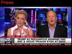 Pnews : RNC Embracing Trump As Presumptive Nominee But Paul Ryan Holding Off - The Kelly File