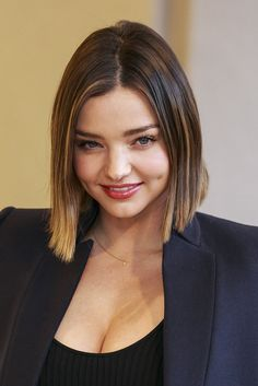 See Miranda Kerr's Fresh Bob From Every Angle