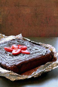 Sugar Free Flourless chocolate cake