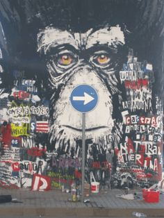 street art | Barcelona, Spain