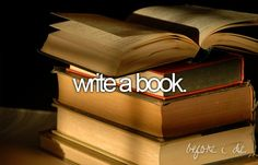 I write books, and i can say it is so calming and fun becasue all you need is you imagination