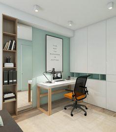 Современная и функциональная квартира в Москве on Behance