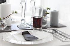table setting, konfirmant Dinning Table Set, Scandinavian Christmas, Party Planning, Table Settings, Table Decorations, Inspiration, Tobias, Napkins, Design