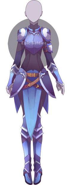 Shadow's armor