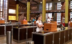 La cucina di MasterChef