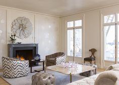 Custom Sofa U0026 Lounge Chairs | Credit: Alice Cottrell Interior Design And  Rick Rozas Design | Living Areas | Pinterest | Interiors
