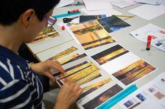 "Workshop ""Cut & Paste"", curated by Annalisa Casagranda, September 2014 www.mart.trento.it/educazione"