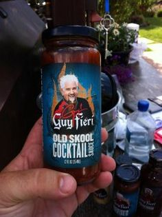 Guy Fieri Cocktail Sauce