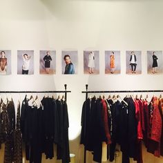 #FW14 collection in our LA store