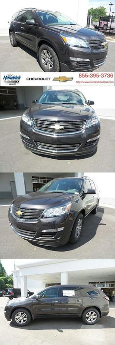SUVs: Chevrolet: Traverse FWD 4dr LS w/1LS FWD 4dr LS w/1LS New SUV Automatic Gasoline Tungsten Metallic BUY IT NOW ONLY: $34895.0 #priceabateSUVs OR #priceabate