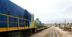 ferrocarriles del sud: REANUDAN EL SERVICIO DE TREN DE CARGA ENTRE CHILE ...